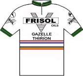 Frisol - Thirion - Gazelle 1977 shirt