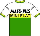 Maes Pils - Mini-Flat 1977 shirt