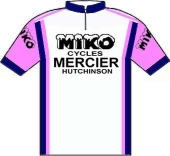 Miko - Mercier - Hutchinson 1977 shirt