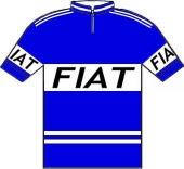 Fiat France 1977 shirt