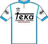 Teka 1977 shirt
