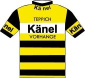 Känel Teppiche - Colnago 1977 shirt
