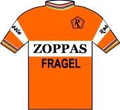 Zoppas - Fragel 1977 shirt