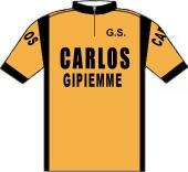 Carlos - Gipiemme 1977 shirt