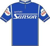 Sanson 1977 shirt