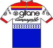 Gitane - Campagnolo 1977 shirt