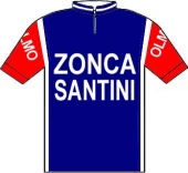 Zonca - Santini 1977 shirt