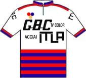 G.B.C. - Itla - TV Color 1977 shirt