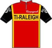 TI - Raleigh 1977 shirt