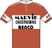 De Onderneming - Marvik - Benco 1977 shirt