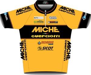 Miche - Guerciotti 2011 shirt