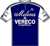 Moliner - Vereco 1979 shirt