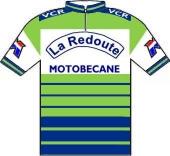 La Redoute - Motobécane 1979 shirt