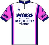 Miko - Mercier - Vivagel 1979 shirt