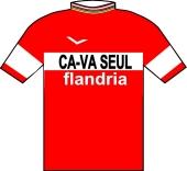 Flandria - Ca-va seul 1979 shirt