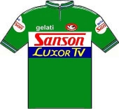 Sanson - Luxor TV - Campagnolo 1979 shirt