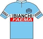 Bianchi - Faema 1979 shirt