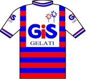 Gis Gelati 1979 shirt