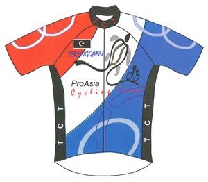 Terengganu Cycling Team 2011 shirt