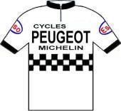 Peugeot - Esso - Michelin 1979 shirt