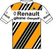 Renault - Gitane 1979 shirt