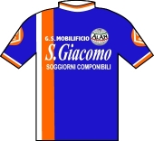 San Giacomo - Mobilificio - Alan 1979 shirt