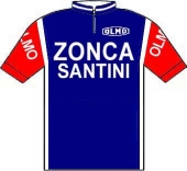 Zonca - Santini 1979 shirt