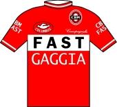 CBM Fast - Gaggia 1979 shirt