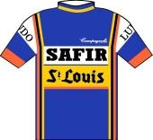 Safir - Geuze - Saint Louis - Ludo 1979 shirt