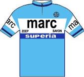 Marc Zeep Savon - Superia 1979 shirt