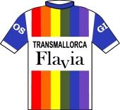 Transmallorca - Flavia - Gios 1979 shirt