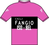Fangio - Iso-Bel 1979 shirt