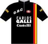 Carlos - Galli - G.B.C. - Castelli 1979 shirt