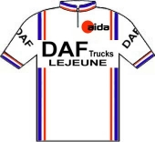 Daf Trucks - Aida 1979 shirt