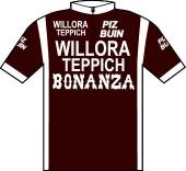 Willora - Piz Buin - Bonanza 1979 shirt