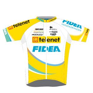 Telenet - Fidea 2011 shirt