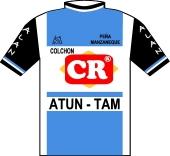 Colchon CR - Peña Hermanos Manzaneque - Atun TAM 1979 shirt