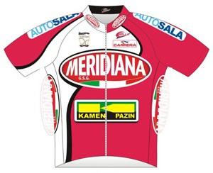 Meridiana - Kamen Team 2011 shirt