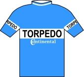 Torpedo - Continental 1967 shirt