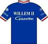 Willem II - Gazelle 1967 shirt