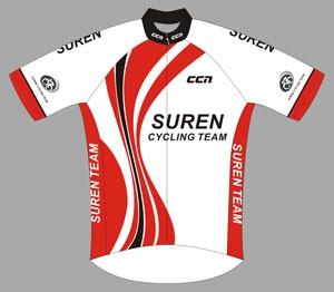 Suren Cycling Team 2011 shirt