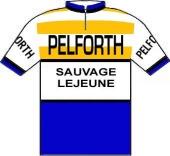 Pelforth - Sauvage - Lejeune 1967 shirt