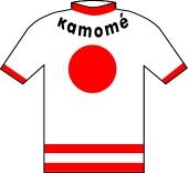Kamomé - Dilecta - Wolber 1967 shirt