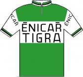 Tigra - Enicar 1967 shirt
