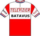 Televizier - Batavus 1967 shirt