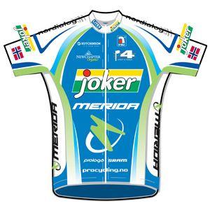 Joker Merida 2011 shirt