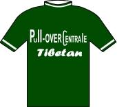 Tibetan - Pull Over Centrale 1967 shirt
