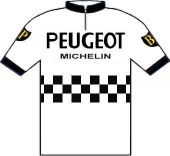 Peugeot - BP - Michelin 1967 shirt