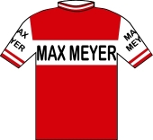 Max Meyer 1967 shirt