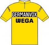 Germanvox - Wega 1967 shirt